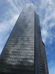 Columbia Center - Seattle (anadelmann) Tags: seattle blue sky usa black skyscraper canon reflections boat washington downtown 911 f100 powershot wa tcc lindsey attacks canonpowershot bankofamericatower v1000 g9 columbiacenter theunforgettablepictures overtheexcellence theperfectphotographer canonpowershotg9 columbiaseafirstcenter tallestbuildinginwashington chesterllindsey anadelmann