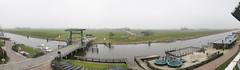Reitdiep (eworm) Tags: autostitch panorama nederland thenetherlands groningen reitdiep garnwerd rivier groningerlandschap