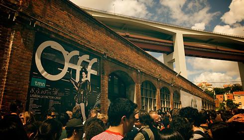 OFFF 2008 - atmosphere