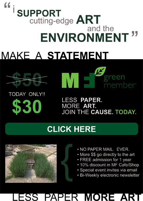 GO GREEN TODAY!