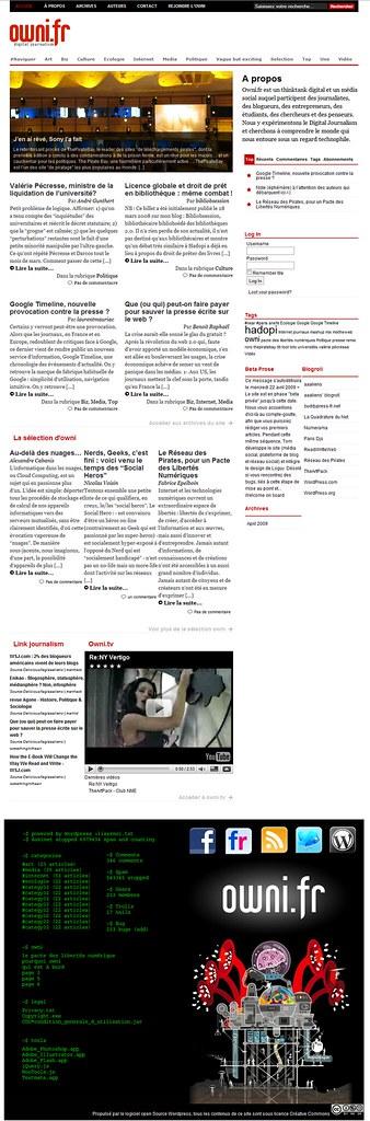 owni.fr screenshot