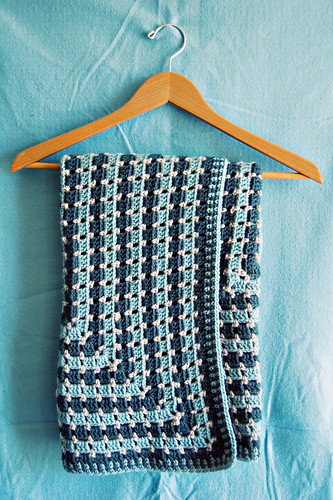 365.109: blanket, completed