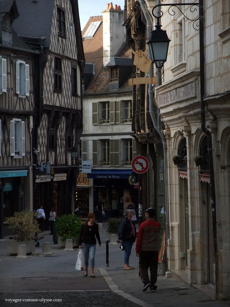 Bourges est une très belle ville