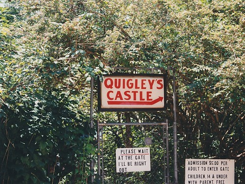 Quigley's Castle in Eureka Springs