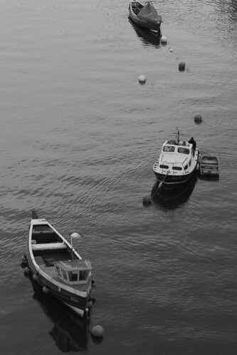 River Wear Boats - BW