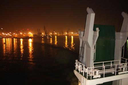 從大連到煙台,夜航渡渤海灣…-三十而慄