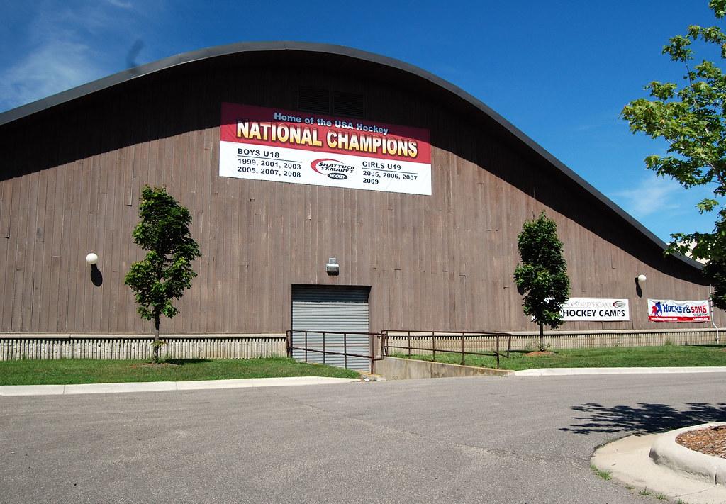 Shattuck-St. Mary's: Ice Arena