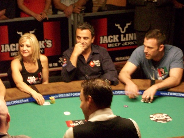 Ben Affleck - World Series of Poker celebrity poker tournament - Rio Casino, Las Vegas by Kaloozer