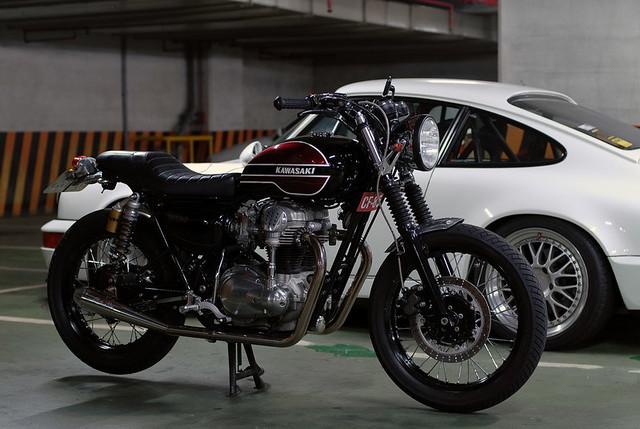 La Kawasaki W650 de Susokary - Page 3 3729734240_3f1cfe9a5c_z