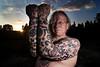 ManWoman - Artist, Poet, Warrior Canadian ManWoman is