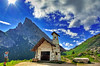 """""""A man who has not been in Italy, is always conscious of an inferiority, from his not having seen what it is expected a man should see"""" (19/52) (traumlichtfabrik) Tags: italien italy mountains alps church geotagged long italia pentax sunday kitlens kirche explore frontpage 2009 sonntag coordinates hdr position dolomites scs lat dolomiten cortinadampezzo 3xp laurapausini photomatix venetien pentax1855 k200d passodifalzarego traumlicht straniamori traumlichtfabrik sundaychurchshot adopeeddishop"""