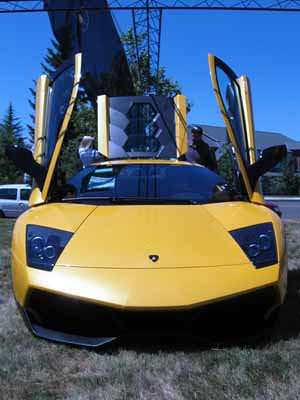 Lamborghini Gallardo LP560-4 SV