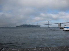 Hogs Island in San Francisco - View from outdoor seats