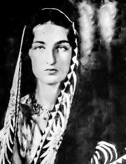 Princess Durre Shahwar of Berar (Doc Kazi) Tags: india glamour royal elite states princes princesses