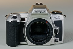 minolta dynax 505si camera wiki org the free camera encyclopedia rh camera wiki org Minolta XTsi Instruction Manual Film Camera