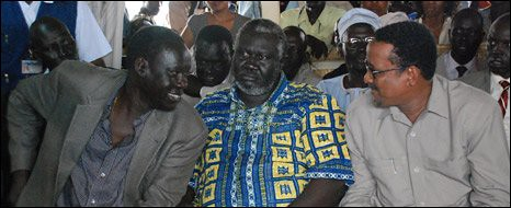 Officials from Abyei have agreed to an international ruling related to the status of the oil-producing area of the central African nation of Sudan. There has been an eruption of violence in Abyei since the elections. by Pan-African News Wire File Photos