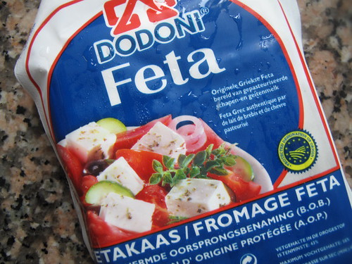 Dodoni Feta cheese