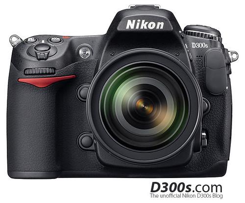 Nikon D300S - Front View