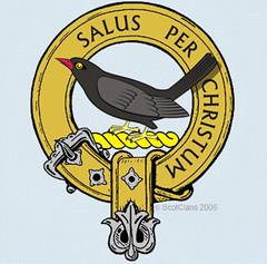 Abernethy Clan Crest