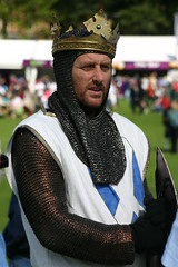 Robert The Bruce at The Gathering 2009