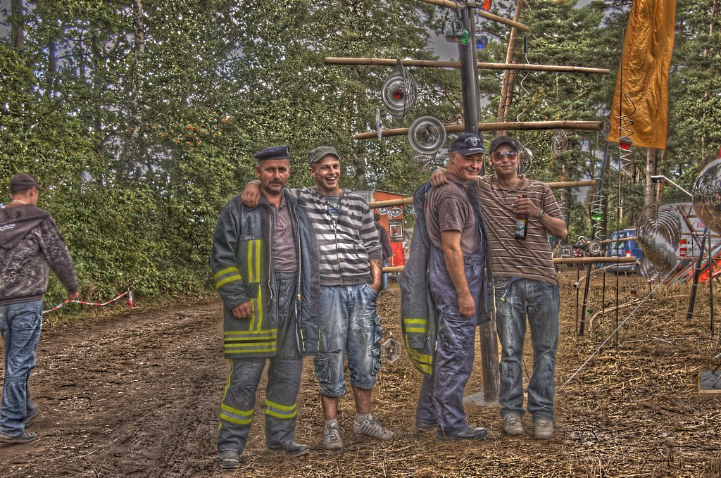 [HDR] Spiritual Healing OA - 2009 - Gerdshagen/Germany | Feuerwehr