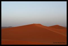 Sahara (Carlos Muoz Fernandez) Tags: sahara desierto marruecos carlosmuozfernndez