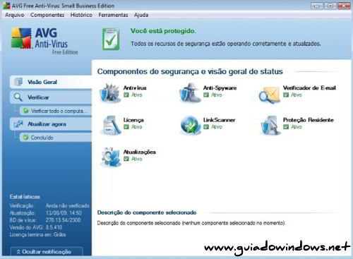 AVG Anti-Virus Free Small Business