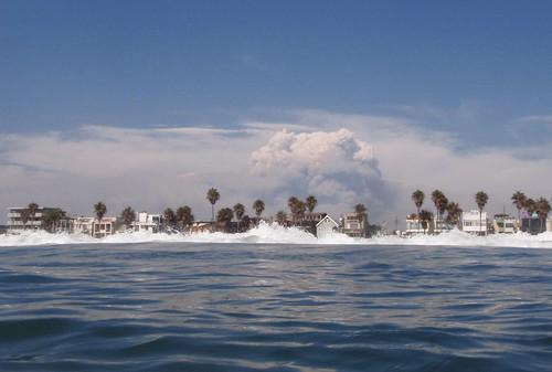 Fires Venice Beach