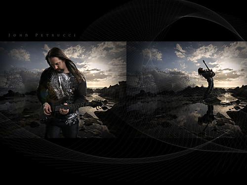dream theater wallpaper. John Petrucci wallpaper II by