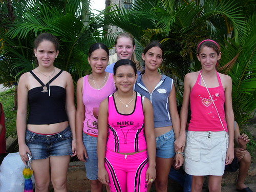 Vinales eighth graders