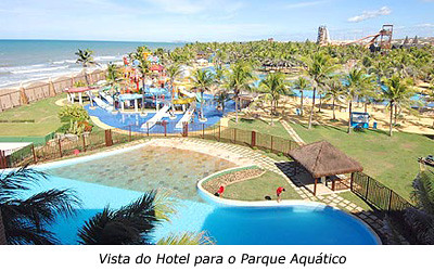 Beach Park Acqua - Parque Aquático por Resorts Online