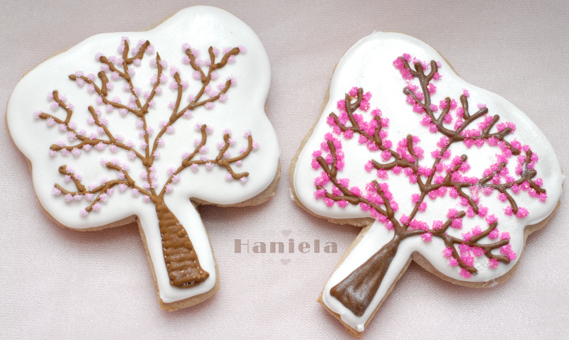 cherry cookie tree