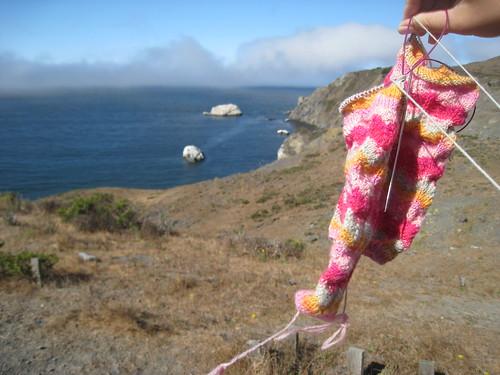 traveling socks