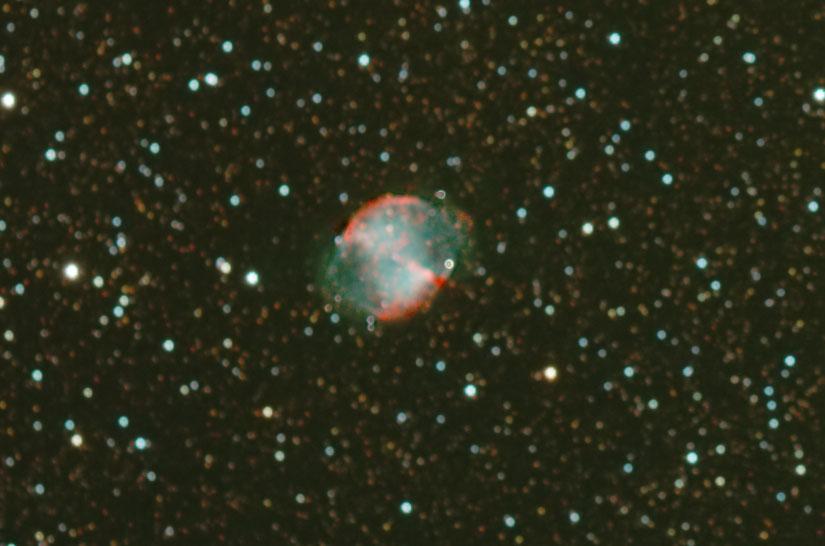 Messier 27 @ 100%