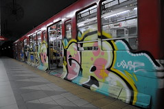 FER_8815 (Fer Brusa) Tags: subway graffiti buenosaires metro urbanart subte
