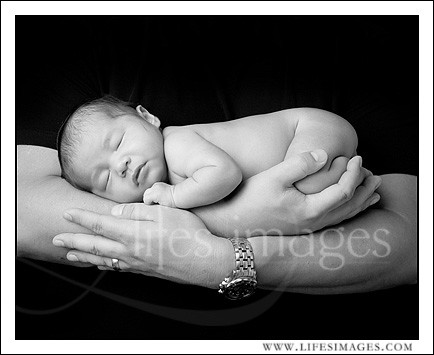 newborn sneak peek by you.