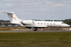 N437GA - Netjets Middle East - Gulfstream IV SP - Luton - 090911 - Steven Gray - IMG_4820