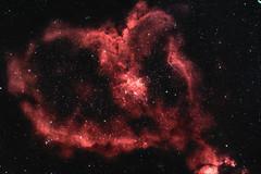 IC 1805 - The Heart Nebula (Steve Roche - AstroPhoto) Tags: ireland irish heart steve waterford roche deise irishastronomy ic1805 heartnebula deiseastronomy Astrometrydotnet:status=solved Astrometrydotnet:version=12233 theheartnebula Astrometrydotnet:id=alpha20090933941654
