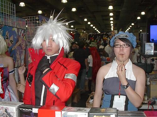 New York Anime Festival Cosplay