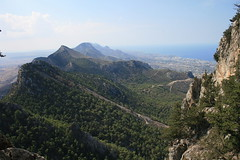 A View in North Cyprus