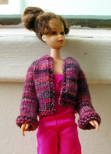 barbie cardie by you.