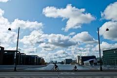 Future in Copenhagen (Luana Spagnoli) Tags: sky bike copenhagen cycling climatechanging nginationalgeographicbyitalianpeople luanaspagnoli cop15