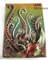 ATC Germogli (Alkhymeia) Tags: autumn atc wire artistic handmade artesanal wrapped polymerclay fimo clay wired handcrafted blatt autunno germogli artesania cernit artistico polymer wirework wirewrapping wirewrapped hechoamano arcilla artigianato artigianale polimerclay polimerica arcillapolimerica pastapolimerica filometallico pastasintetica polimerkil realizzatoamano alkhymeia blaettern wirewwrapping