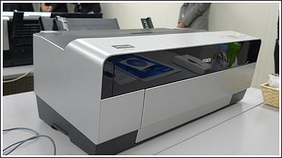 エプソン PX-5002でモノクロプリント