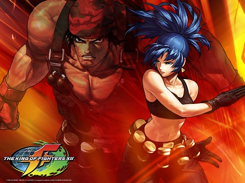 wallpapers kof. The King Of Fighters