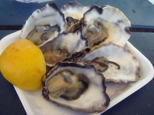 Oysters@Morgan's