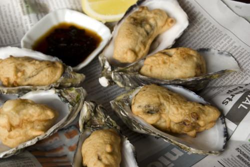 Esposito Tempura Oysters 1