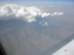 Like a cover. (that crafty girl) Tags: clouds dramatic aerial layers viewfromthesky inthesky thecloudappreciationsociety