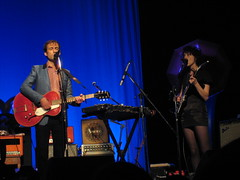 Andrew Bird with Annie Clark