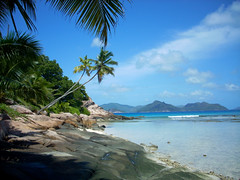 Seychelles (gdico72) Tags: travel sea beach nature mare natura seychelles viaggi 2009 italians ladigue gdico72 tropici